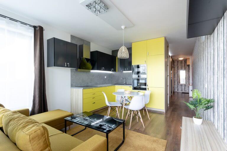 2-izbový byt Tehelné pole - Jantár