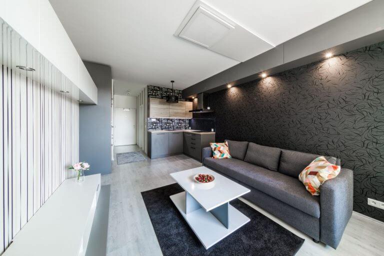 1-izbový byt Nový Ružinov