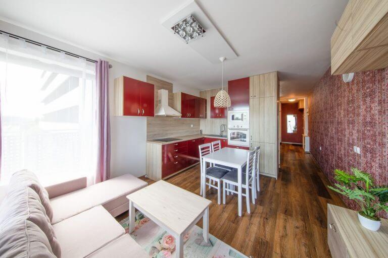 2-izbový byt Tehelné pole - Rubín